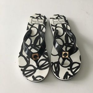 NEW kate spade Thong Flip Flop Sandals Size 5